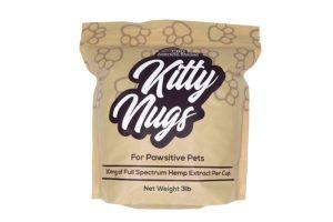 Bag of American Shaman Kitty Nugs