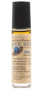 Bottle of American Shaman Under Eye Serum